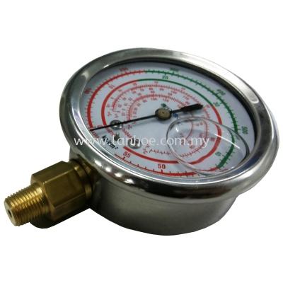 Pressure Gauge (GFG-800B-GF-R410)