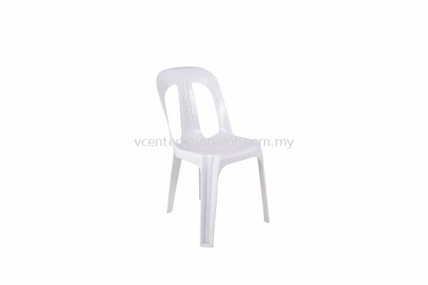 Plastic Chair White