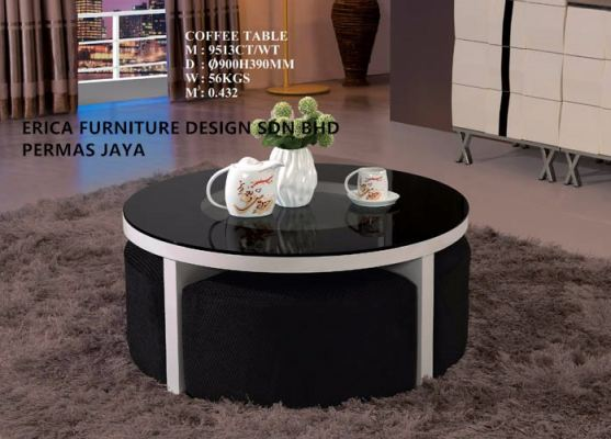 Coffee Table-9531CT/WT(YG)