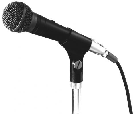 TOA Unidirectional Microphone (DM-1300)