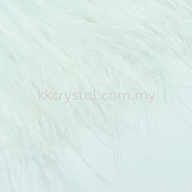 Ostrich Feather, Color 6#