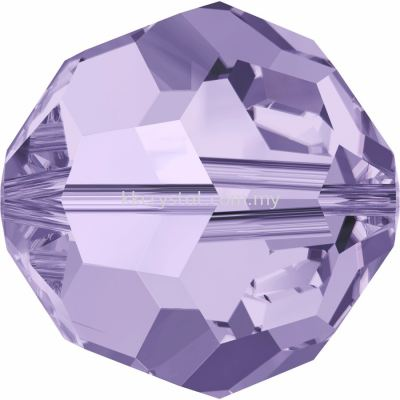 Swarovski 5000 Round Beads, 3mm, Violet (371), 10pcs/pack