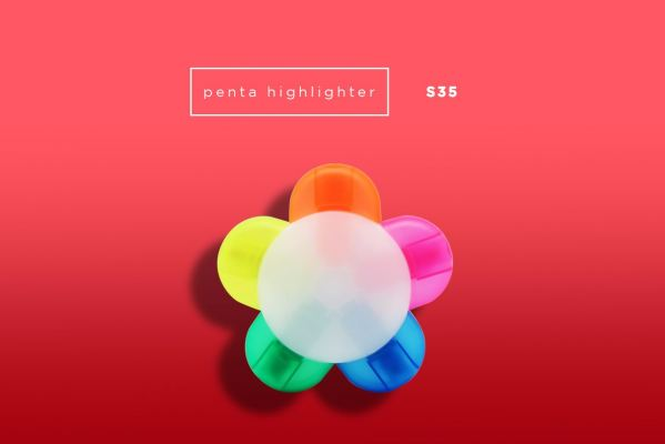 S35 Penta Highlighter