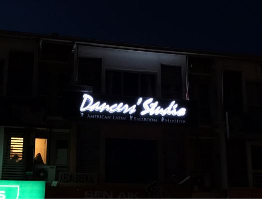 Dances Studio At Setia Alam