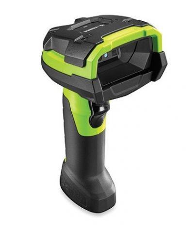 Zebra DS3608-SR Ultra-Rugged Handheld Scanners: 2D Array Imagers (Corded)