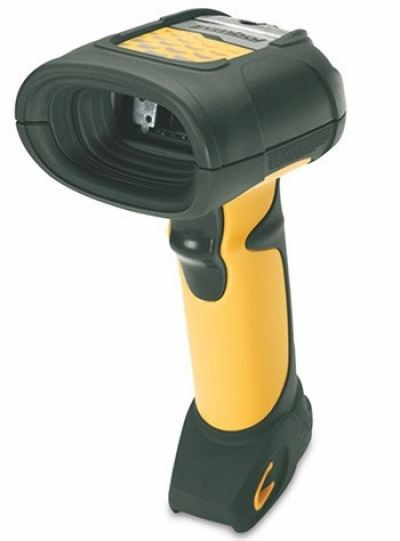 Zebra LS3408-FZ Rugged Handheld Scanners: Laser (Corded)