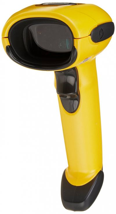 Zebra LS3008 Rugged Handheld Scanners: Laser (Corded)