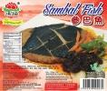 Sambal Fish ��巴�~ Dry Vegetarian Food 干制品