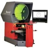 Horizontal Benchtop Optical Comparator HD400