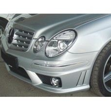 `07 AM E63 Look Front Bumper