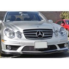W211 07 AM E63 Look Front Lip
