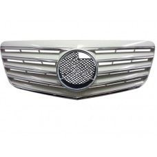 W211 07 CL Sport Grille ( Silver, Black , White )
