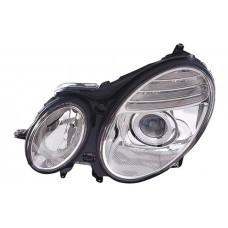 W211 07 Head Lamp Crystal Projector W/Motor ( H7��