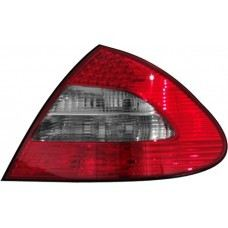 W211 Rear Lamp Crystal LED Red/Clear ( Facelift Look )..
