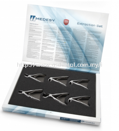Tooth Forceps Set for Children 2600/SET