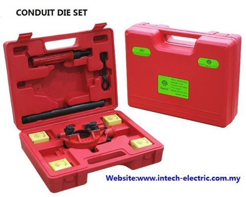 Conduit Die Set