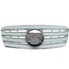 W210 95 CL Sport Grille ( Black , Silver , White )