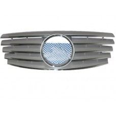 W210 99 CL Sport Front Grille ( Black , Silver , White )