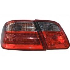W210 Rear Lamp Crystal LED Smoke/Red