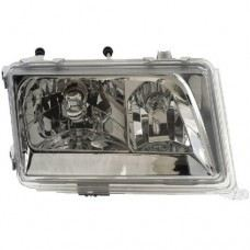 W124 93 Head Lamp Crystal