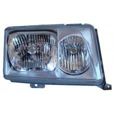 W124 93 Head Lamp Cystal Glass Lens