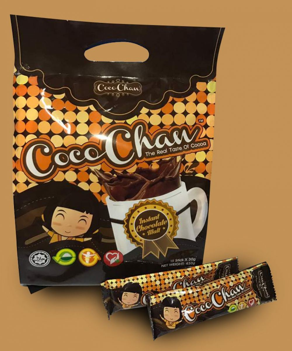 CocoChan 3in1 EJ-Stickpack 15sticks  Drinks, Beverages, Supplier, Supply Hot Chocolate   ~ 96 Beverage (M) Sdn Bhd