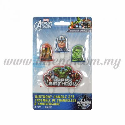Candle Avengers (CDL-CT-08)