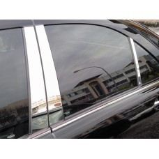 W163 Door Moulding Chrome S/Steel ( 4 pcs/set )