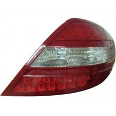 R171 Rear Lamp Crystal LED Red/Clear