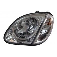 R170-HL01  Head Lamp Crystal W/Corner Lamp..