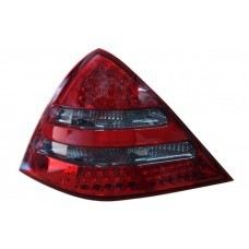 R170 Rear Lamp Crystal LED Red/Smoke
