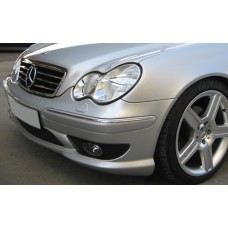 W203 AM C32 Look Front Bumper