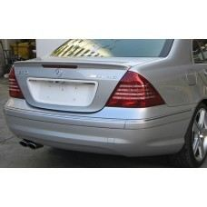 W203 AM C32 Look Rear Bumper