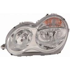 W203 Head Lamp Crystal