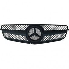W204-FG01A  CL Sport Front Grille All Black..