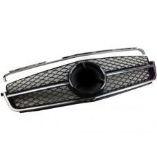 W204-FG04  C63 Look Sport Grille ( 2 pcs type )