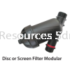 Disc Filter Modular Filter System Irrigation