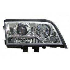 W202 Head Lamp Crystal Projector