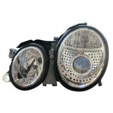 W208 Head Lamp Crystal Projector W/Vacuum  ( H7 )