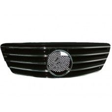 W220 98 CL Sport Grille ( Silver , Black , White )
