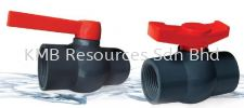 IONE PVC Ball Valve (Octagon) Valve Irrigation