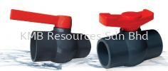 IONE PVC Ball Valve (Compact) Valve Irrigation