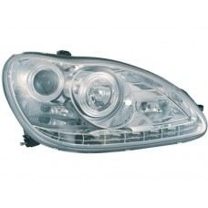 W220 02 Head Lamp Crystal Projector W/LED ( D2S )