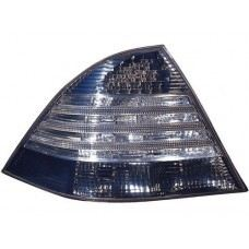 W220 Rear Lamp Crystal Smoke