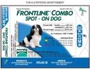 Frontline Combo Spot-On Dog M Frontline Combo Spot-On Frontline