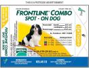 Frontline Combo Spot-On Dog S Frontline Combo Spot-On Frontline