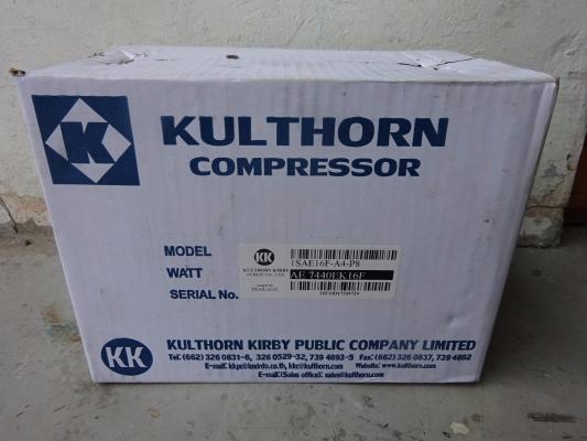 KULTHORN KIRBY (TECUMSEH-THAILAND) COMPRESSOR