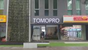 Tomopro Led Conceal Signage At One City Led Conceal Box Up Lettering