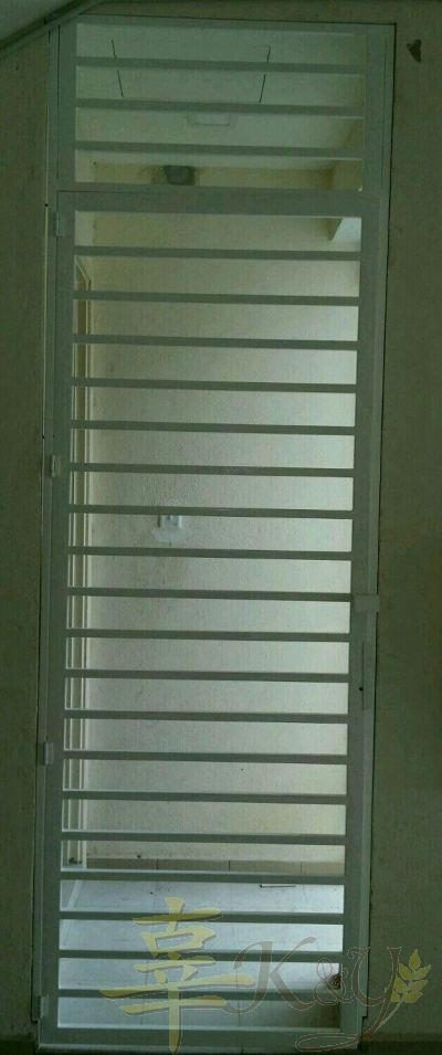 Mild Steel Door -M.S 1x1 Hollow