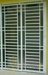 Mild Steel Door - M.S 6/8 x 6/8 Hollow  Mild Steel Door and Window Door and Window